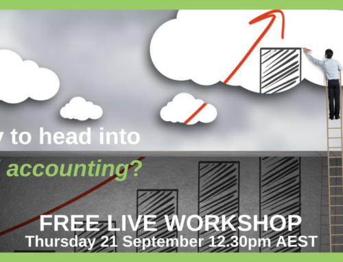 Cloud Accounting Webinar